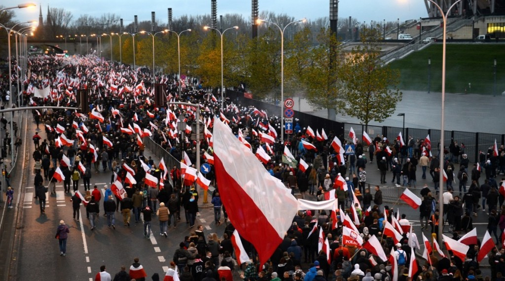 Protest Polonia 2