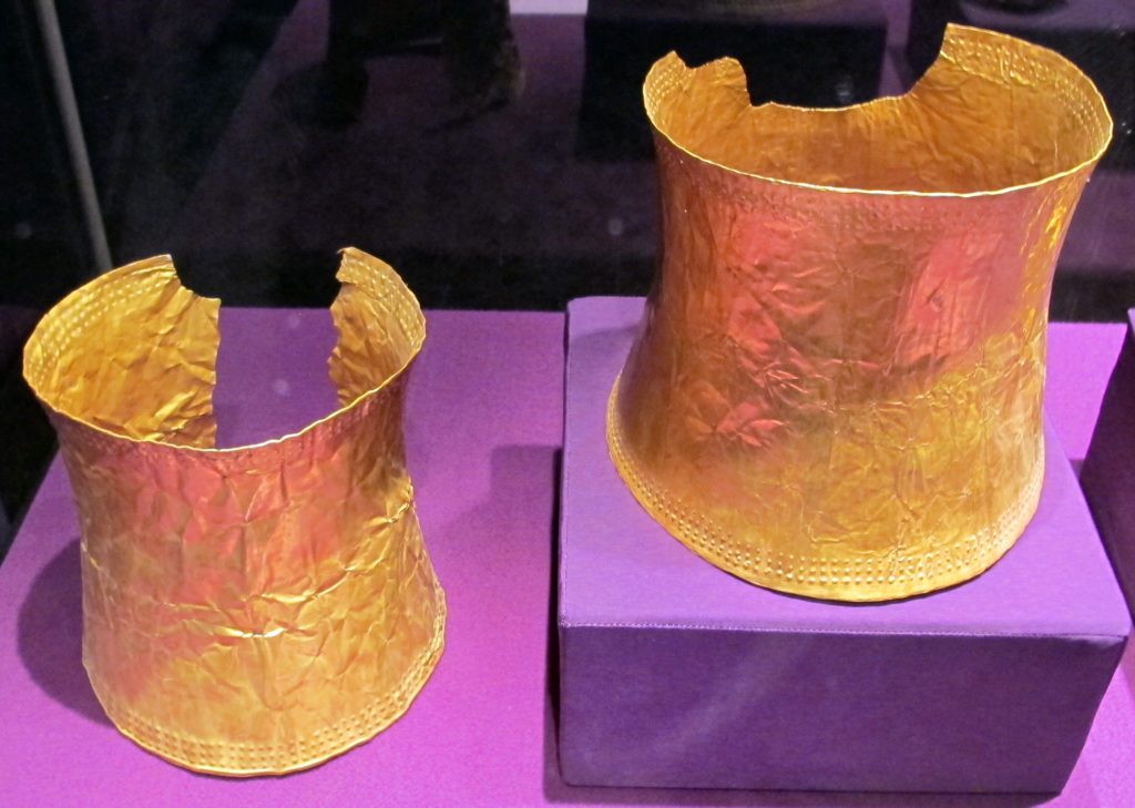 Età_del_bronzo,_diademi_in_oro_da_galesu,_1400-1200_ac._03