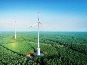 Cea mai inalta turbina eoliana