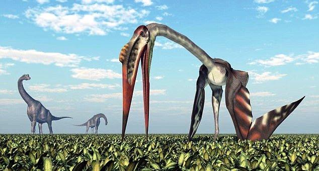 pterozaur