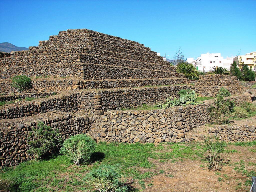 Piramidele din Güímar
